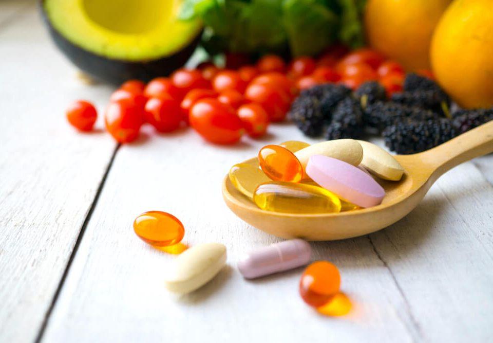 vitaminas pós bariátrica